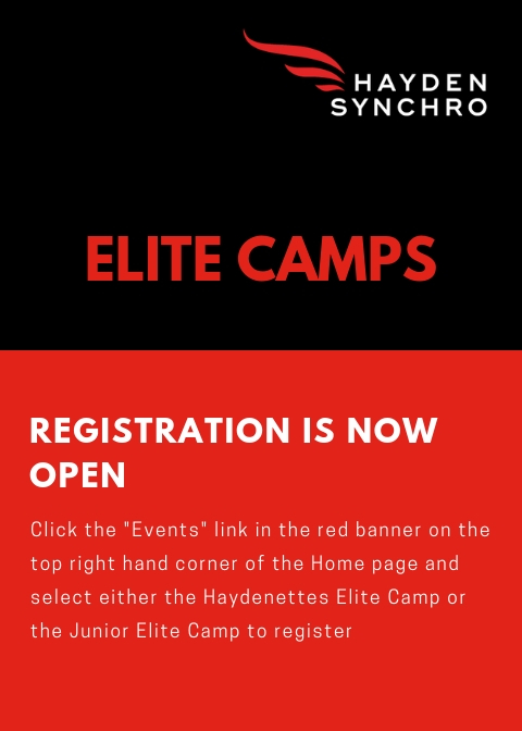 Elite Camp Launch