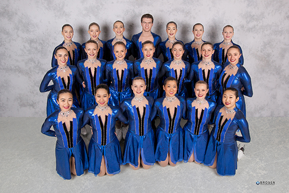 2017-18 Haydenettes (Short Program)